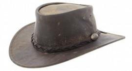 Chapeau de cuir Australien