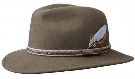 chapeau de feutre Stetson