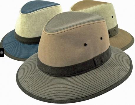 Chapeaux de tissus