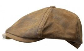 Casquette stetson cuir