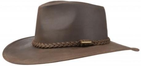 Chapeau en cuir Stetson